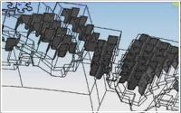 Технологии Cordiant Sno-Max PW-401: 3-х мерное компьютерное моделирование конструкции шины оптимизирует дизайн протектора и свойства шины