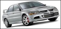 Enkei применяет M.A.T. для высокотехнологичных колесных дисков на рынке запчастей и для потребителей специальных высококачественных компонентов оригинального оборудования, таких как Mitsubishi EVOVIII 2003 года