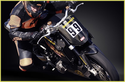 Continental представляет новые мотоциклетные шины в Великобритании