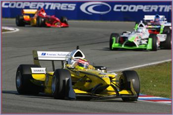 Cooper продолжит участие в гонках A1GP