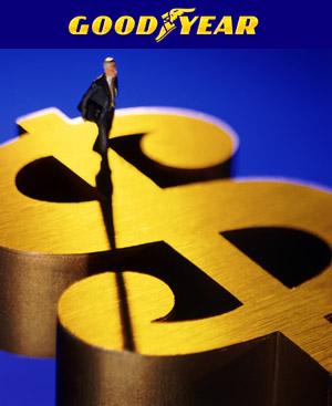 Goodyear планирует сэкономить до 20 млн. $