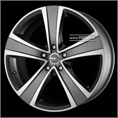 Компания MAK начала выпуск инновационных колесных дисков Fuoco