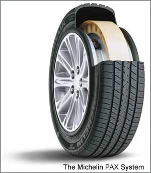 Michelin прекращает разработку системы Pax
