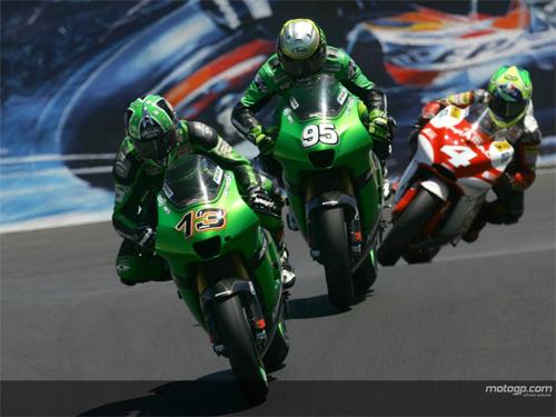 MotoGP не будет использовать шины какой-либо одной марки