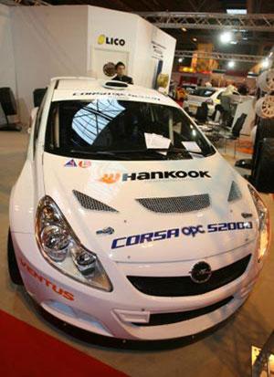 Hankook примет участие в пяти гонках чемпионата IRC