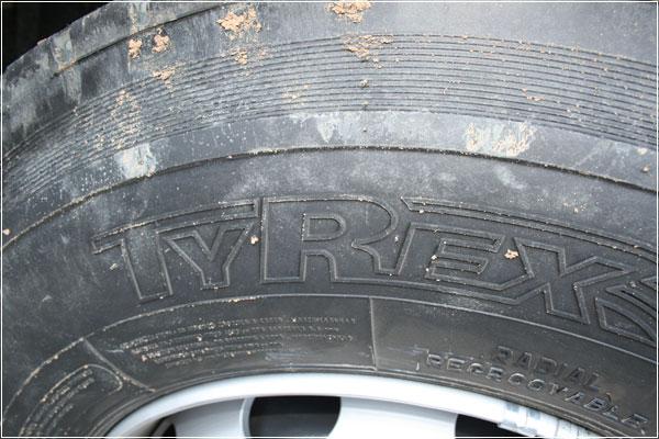 TyRex ALLSTEEL MIX Ya-656