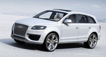 Шины Yokohama ADVAN Sport будут использоваться в качестве первичной комплектации для Audi Q7