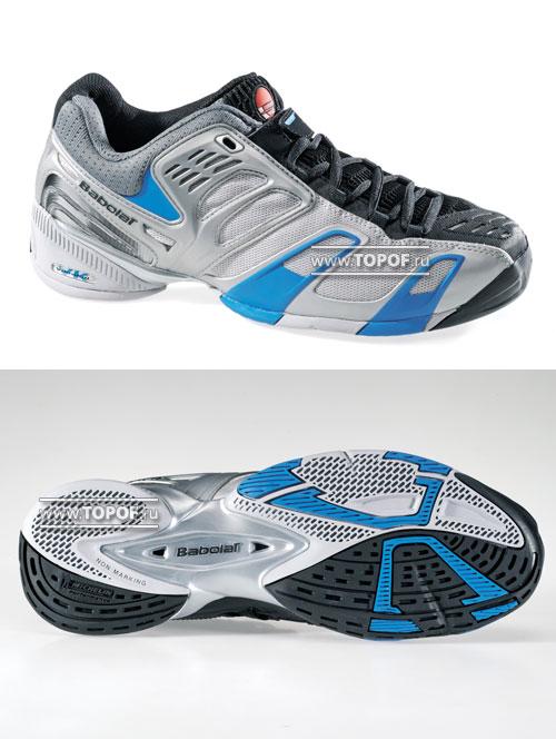 Babolat представляет новые теннисные кроссовки высокого класса с подошвой от Michelin