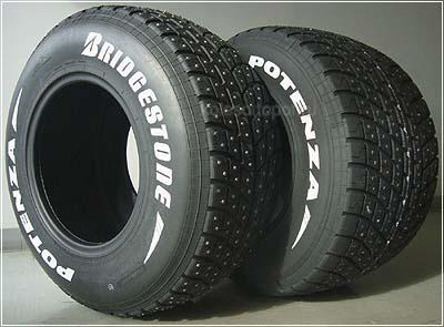 Bridgestone F1 Potenza Snow Tyre