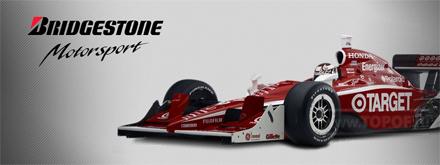 Bridgestone спонсирует финал IndyCar
