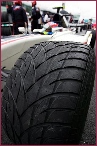 Bridgestone разрабатывает новую шину для F1 из резиновой смеси, которая используется в шинах серии GP2.