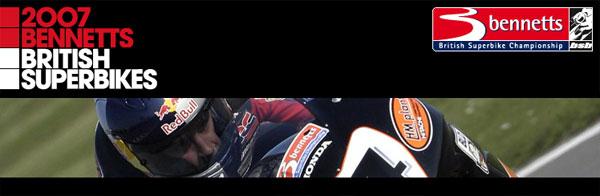 Maxxis - новый спонсор британского Чемпионата Supersport-2007