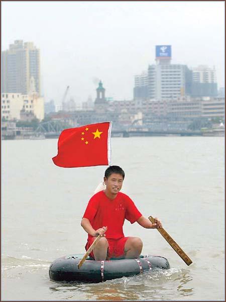 Путешествие на шине: китайская одиссея