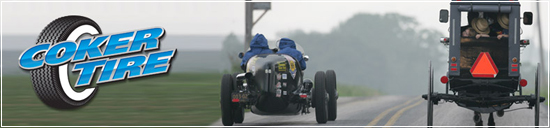 Coker Tire выпускает новую шину Firestone