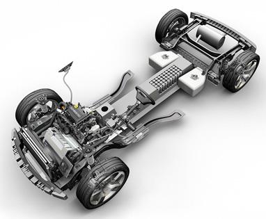 Continental и  General Motors совместно создают батареи для электромобиля
