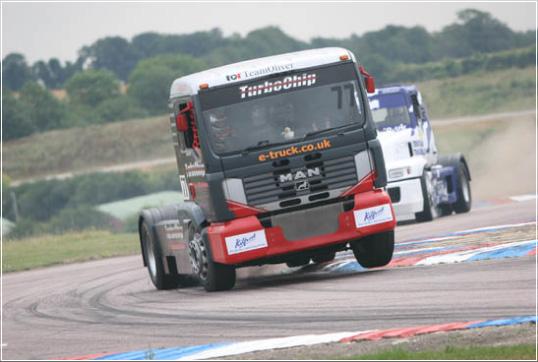 В автошоу Dunlop Great & British Festival примут участие грузовые автомобили