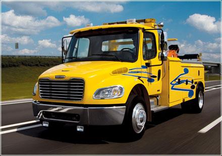 Continental поставляет шины первичной комплектации для грузовиков Freightliner