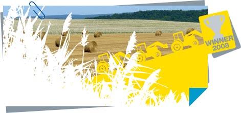 Известны промежуточные итоги сельскохозяйственного конкурса инноваций Goodyear Farming Innovation Award 2008