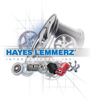 Hayes Lemmerz получает награду от Ford Motor