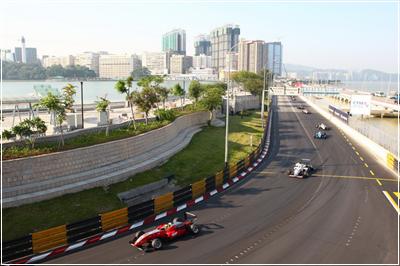 Kumho продолжит поставлять шины для Formula 3 Euro Series