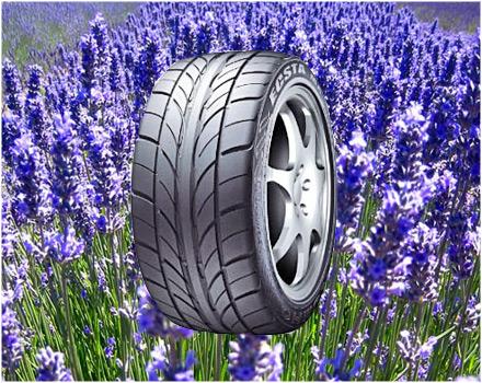 Kumho начинает в США рекламную кампанию ароматизированных шин