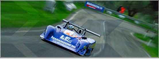 У Marangoni большие планы на участие в автоспорте