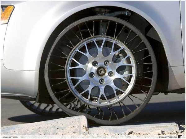 Tweel от Michelin