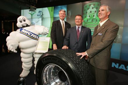 Michelin примет участие в Clean Air Green Tour