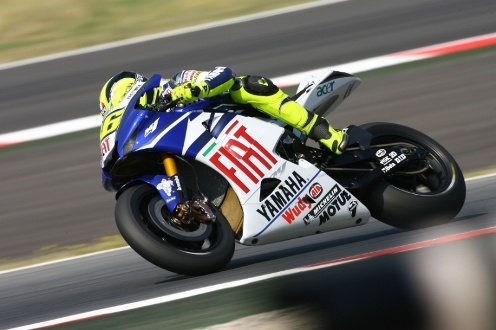 MotoGP: Мрачный Росси уступает титул