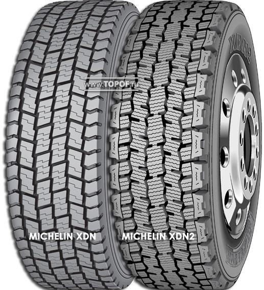 Шины Michelin XDN – оптимальный выбор для компаний, занимающихся перевозками грузов
