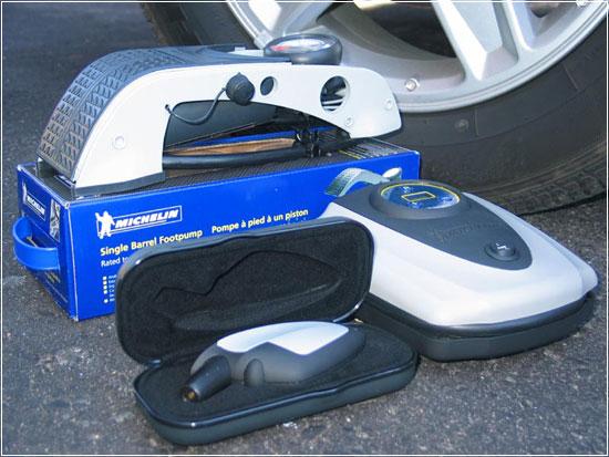 Насосы Michelin получают высшую оценку в тесте журнала  Auto Express