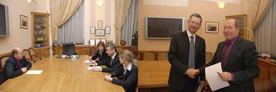 Компания МИШЛЕН и Департамент ОБДД МВД России подписали соглашение о сотрудничестве