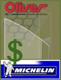 Michelin покупает Oliver Rubber за $69 миллионов