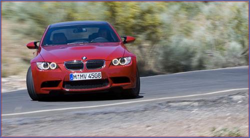 MICHELIN Pilot Sport шина для нового BMW M3
