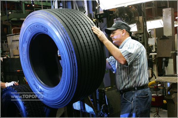 Широкие грузовые шины Michelin станут более популярны в Канаде