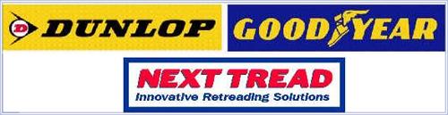 Goodyear Dunlop инвестирует в оборудование для Next Tread