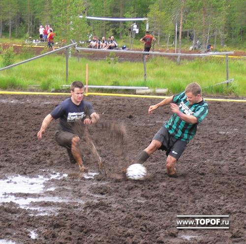 Hakkapeliitta Stars сыграют в болотный футбол