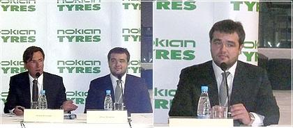 Шинный концерн Nokian Tyres выходит на рынок Украины