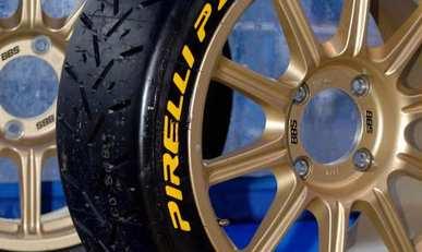 Pirelli представляет новую шину для Мирового Чемпионата по ралли-2008