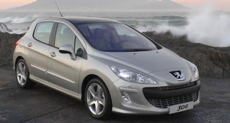 Новинка Peugeot 308 будет оборудована новыми шинами Michelin серии Energy Saver.
