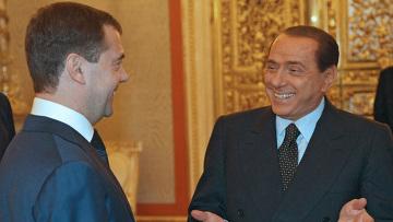 Россия и Италия подписали соглашения о сотрудничестве
