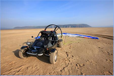 Michelin принимает участие в путешествии на летающем автомобиле