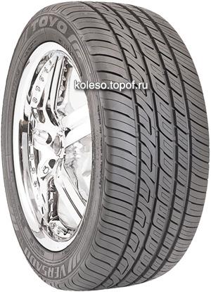 Toyo представляет новую высококлассную шину Versado