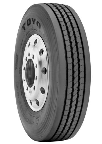 Toyo представляет M154TM - грузовую шину для автострад