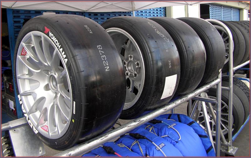Шины Yokohama выбраны для следующих сезонов Мирового чемпионата кузовных автомобилей (WTCC)