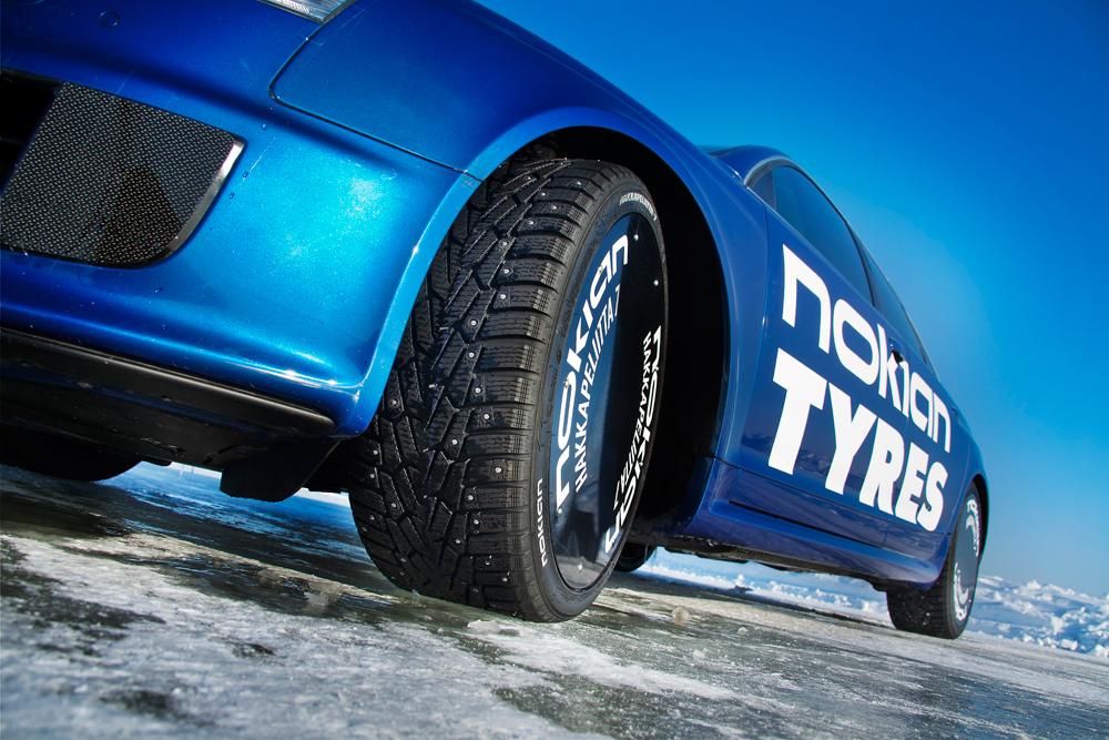 Nokian Tyres - Самые быстрые на льду: Новый Мировой Рекорд 331,6 км/ч