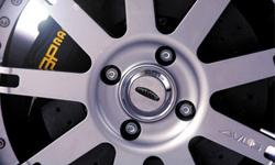Type-D GT Syracuse Edition wheel