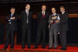 Bridgestone получает награду Fiat Qualitas