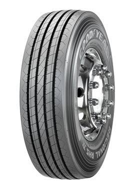 новая грузовая шина GOODYEAR Regional RHS 225/70R17.5