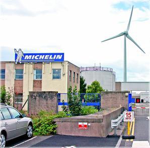 Завод Michelin Dundee получает многомиллионные капиталовложения